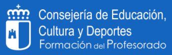 Consejería de Educación, Cultura y Deportes de Castilla la Mancha
