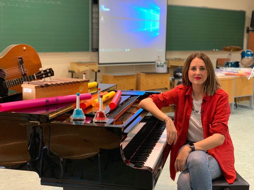 María José Sánchez Parra. Pedagogía Musical