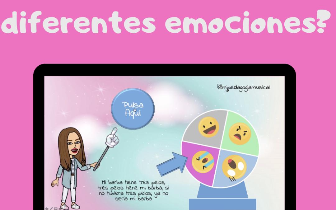 RULETA DE LAS EMOCIONES
