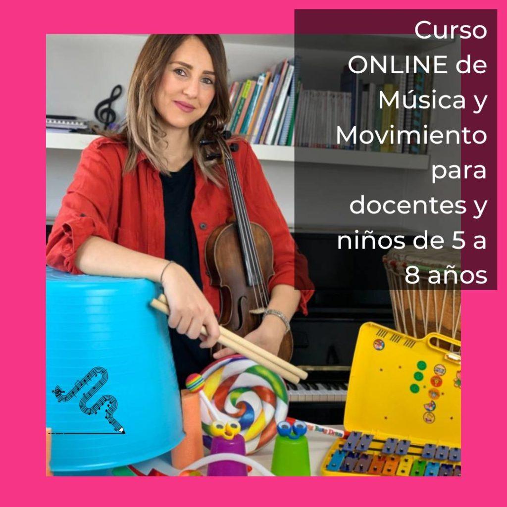 Academia Online de Música y Movimiento